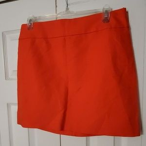 J.CREW MINI SKIRT. PREV. Owned. Sz. 4